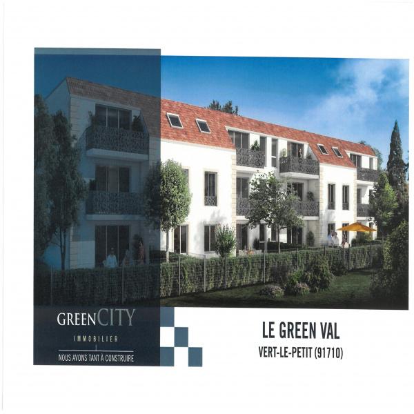 Offres de vente Appartement Vert-le-Petit 91710